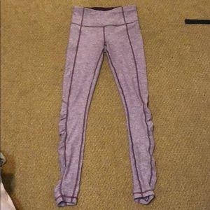 High waisted lulu lemon pants